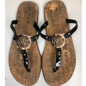 Michael Kors Flip Flop Size 8 M Thong Sandals